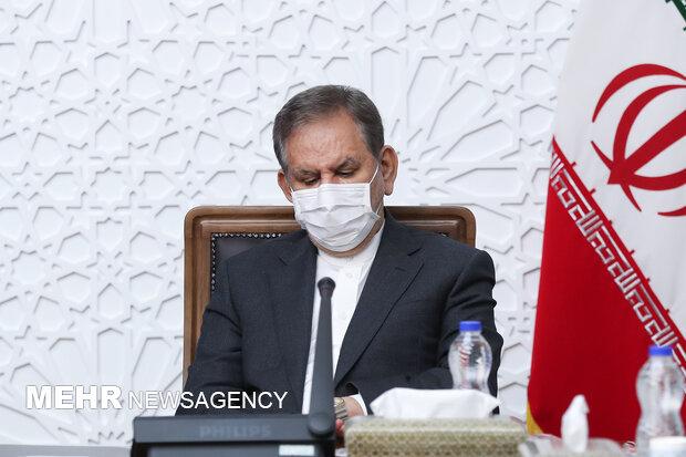 الحكومة تبذل قصارى جهودها لايجاد حلول للمشاكل القائمة في محافظة خوزستان