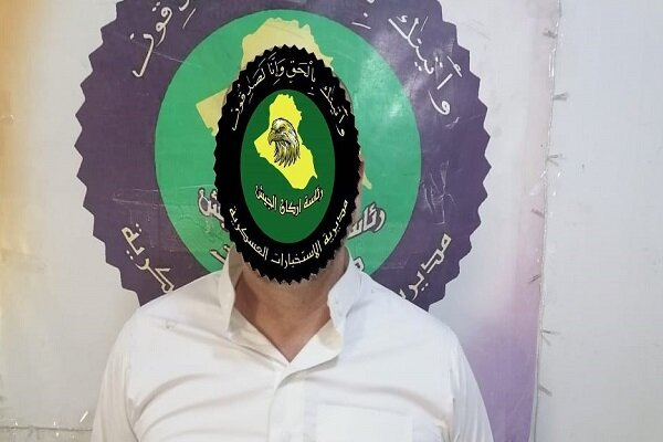 Two ISIL terrorists arrested while entering Kirkuk