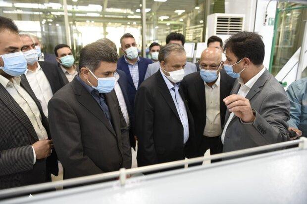 وزارة الصناعة تخطط لتوليد اكثر من 10 الاف ميغاواط من الكهرباء في البلاد
