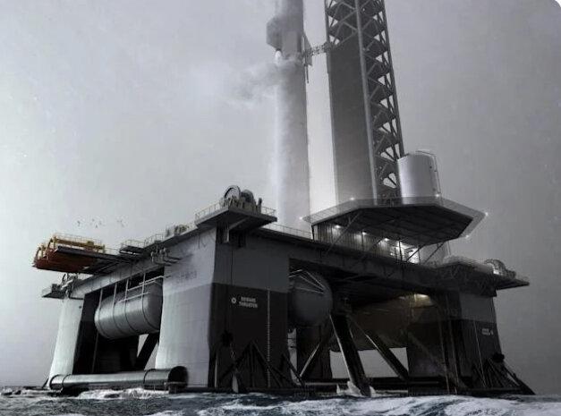 اسپیس ایکس بندر فضایی شناور می سازد