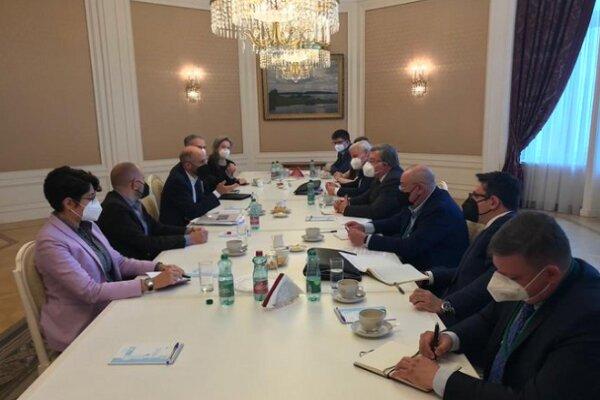 Rusya ve ABD heyeti İran nükleer anlaşmasını görüştü