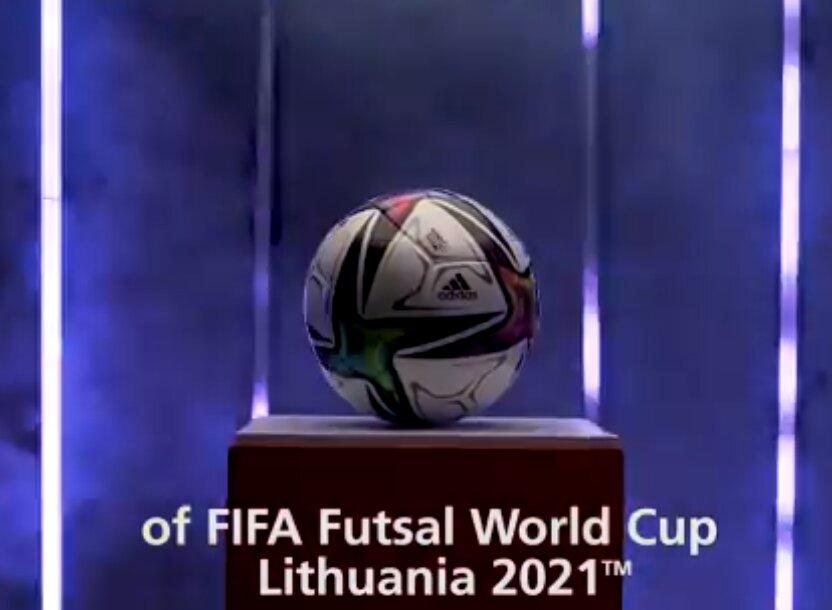 مراسم قرعه کشی جام جهانی فوتسال آغاز شد