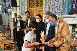 اختتامیه نود و دومین دوره کلاسهای مرکزآموزش قرآن شهرری برگزار شد