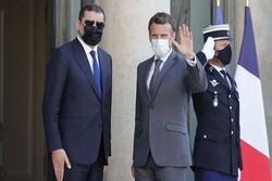 Fransa Cumhurbaşkanı Macron, Libya Başbakanı Dibeybe ile görüştü