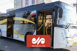 رونمایی از نخستین اتوبوس برقی ساخت ایران