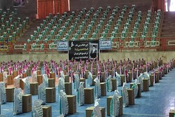 ۱۰۰۰۰ بسته معیشتی در طرح کمک مومنانه در کرمانشاه توزیع شد
