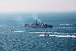 در صورت لزوم، به رزمایش دریایی اوکراین و آمریکا واکنش نشان می دهیم