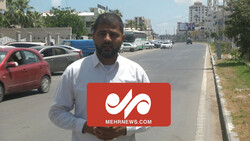 Gazze'deki Mehrnews muhabiri Filistinli vatandaşlara sordu