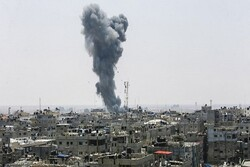 Two Hamas fighters martyred in explosion in Gaza on Wednesday