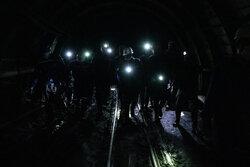 بازدید استاندار کرمان از معدن زغال سنگ پابدانا