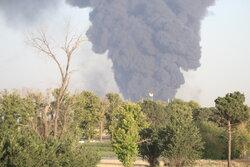 ۲ مورد آتش سوزی در مراتع اصفهان اتفاق افتاد/نابودی۱۶.۵ هکتار از اراضی