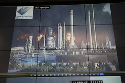 آتش سوزی یک مخزن کنترل و مهار شد/ یک مخزن دیگر گرفتار آتش