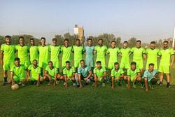 تساوی تیم ملی فوتبال ناشنوایان در اولین دیدار انتخابی المپیک
