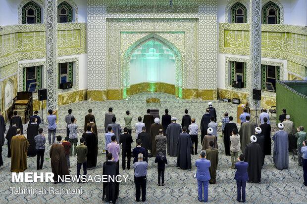 فصل امتحانات در حوزه علمیه امام خمینی(ره) تهران
