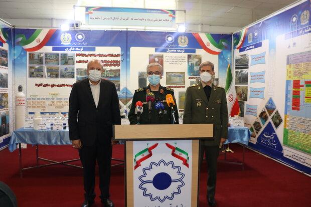 Iran inaugurates super-heavy battery production line