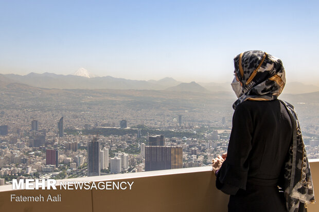 موزه مشاهیر ایران در برج میلاد