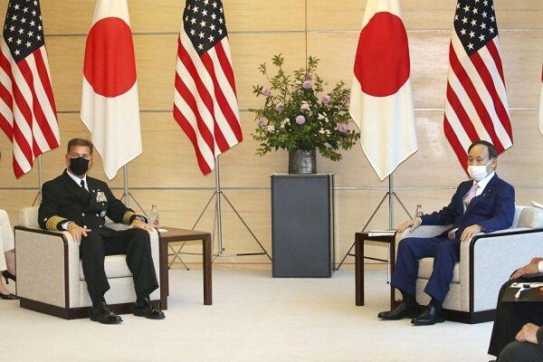تاکید آمریکا بر اتحاد با ژاپن در برابر چین