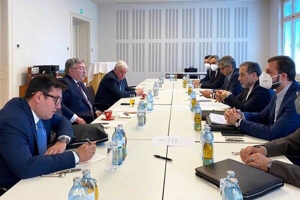 Iran-Russia bilateral meeting held in Vienna