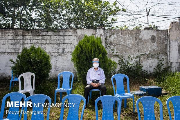واکسیناسیون کرونا در رشت