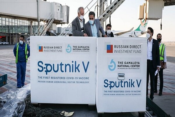 8th shipment of Russian 'Sputnik V' vaccine to arrive in Iran
