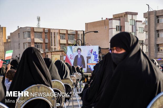 سفر سعید محمد به تبریز