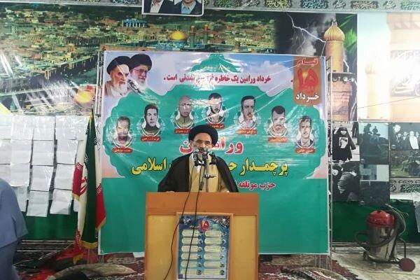پیروزی جبهه مقاومت در منطقه نشات گرفته از فرهنگ ۱۵ خرداد است