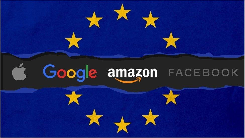 سختگیری اروپا بر جولان آمریکا در فضای مجازی