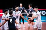 ترکیب تیم ملی والیبال مقابل فرانسه اعلام شد
