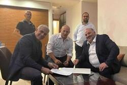 توافق بر سر تشکیل کابینه ائتلافی در اسرائیل/ پایان عصر نتانیاهو