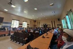 حضور ۲ هزار نفر در ۶۲ شعبه اخذ رأی زرین دشت برای انتخابات ۱۴۰۰