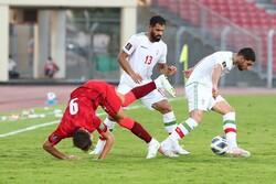 دیدار تیم ملی فوتبال ایران و هنگ کنگ