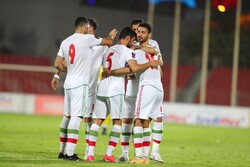 Team Melli too strong for Hong Kong
