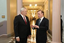 وزیر جنگ رژیم صهیونیستی و مشاور امنیت ملی آمریکا گفتگو کردند