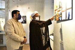 نمایشگاه «امام مردم»باهمکاری خبرگزاری مهروحوزه هنری اصفهان