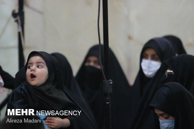 اجتماع ابناء الحسن در حسینیه دوکوهه