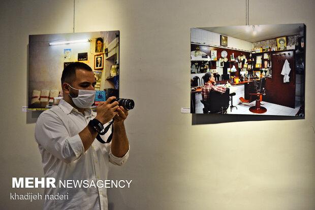 نمایشگاه عکس گروهی «امام مردم» برپا شد