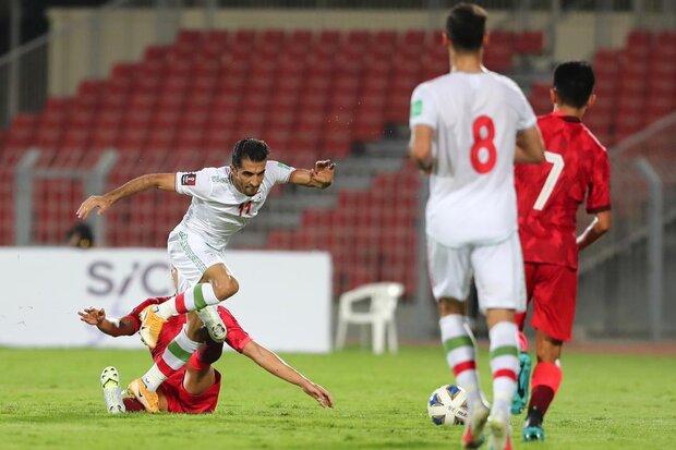 ترکیب احتمالی ایران برابر بحرین/چند تغییر در ترکیب تیم ملی فوتبال