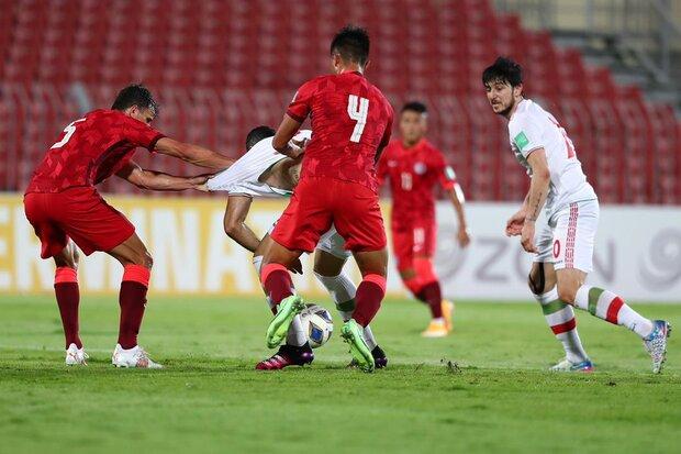 باید به بازی با هنگ کنگ مثبت نگاه کنیم/ توصیه کلیدی مقابل بحرین
