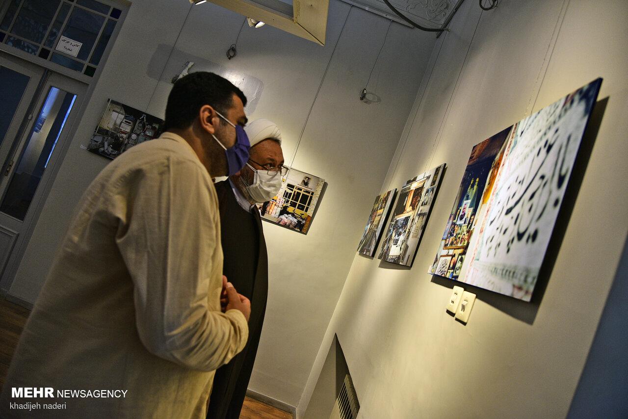 تصویر امام(ره) بر قلب بازار اصفهان/نمایشگاه «امام مردم» برپاشد