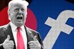 ڈونلڈ ٹرمپ کی فیس بک و انسٹاگرام کے سربراہ کے خلاف کارروائی کی دھمکی
