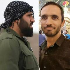 حسن عبداللهزاده و محسن عباسی در تدمر سوریه به شهادت رسیدند