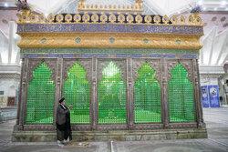 آیت اللہ رئیسی کی حضرت امام خمینی کے مزار پر حاضری