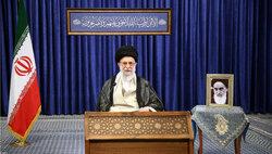 Ayatollah Khamenei's televised speech
