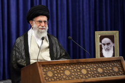 قائد الثورة الاسلامية سيلقي خطابا موجها للشعب الايراني