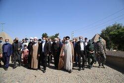 گلباران محل شهادت شهدای ۱۵ خرداد