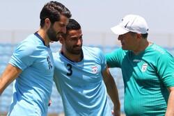 انصاریفرد و حاج صفی به تیم ملی دعوت شدند