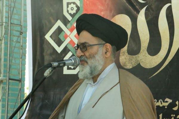 رمز پیروزی جبهه مقاومت تبعیت از فرهنگ ۱۵ خرداد است