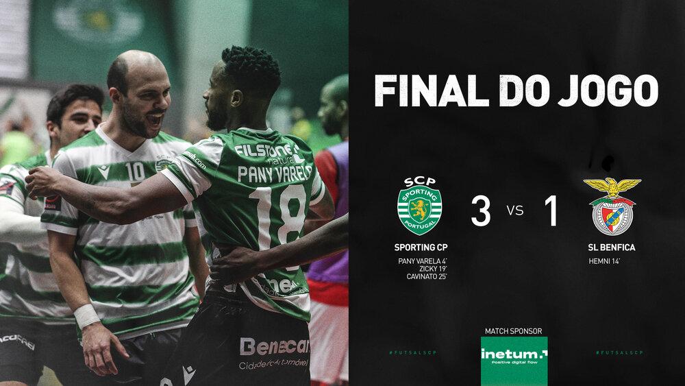 یاران طیبی در آستانه از دست دادن قهرمانی لیگ فوتسال پرتغال
