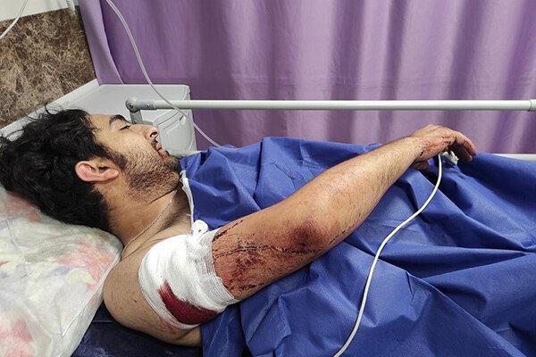 درخواست انجمن عکاسان مطبوعاتی برای دستگیری عاملان زورگیر ی عکاس