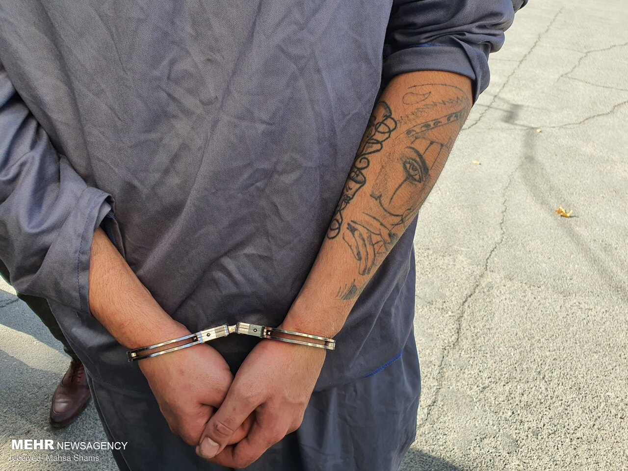 دستگیری ۸ نفر از اراذل و اوباش شناسنامهدار در اهر